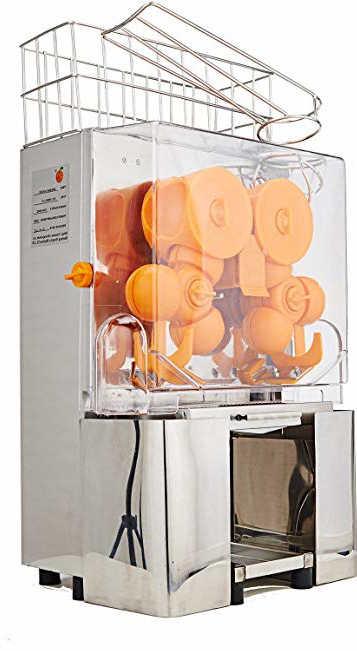 Máquina de zumos Cueffer ideal para hostelería